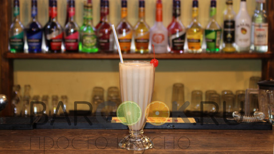 Рецепты коктейлей