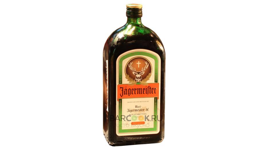 Егермейстер про напиток