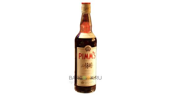 Пиммс (Pimm's) про напиток