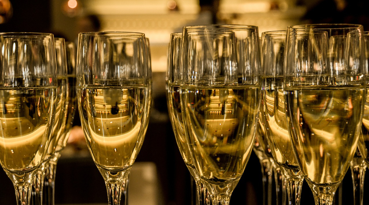 Шампанское про напиток
