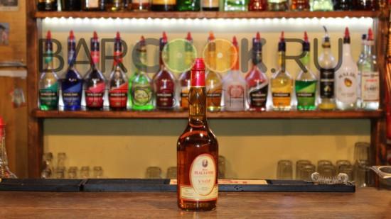Кальвадос про напиток