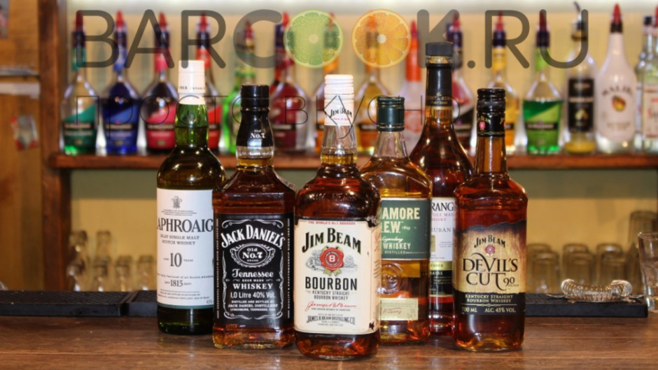Как правельно употреблять виски
