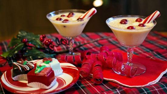 Новогодние и рождественские напитки