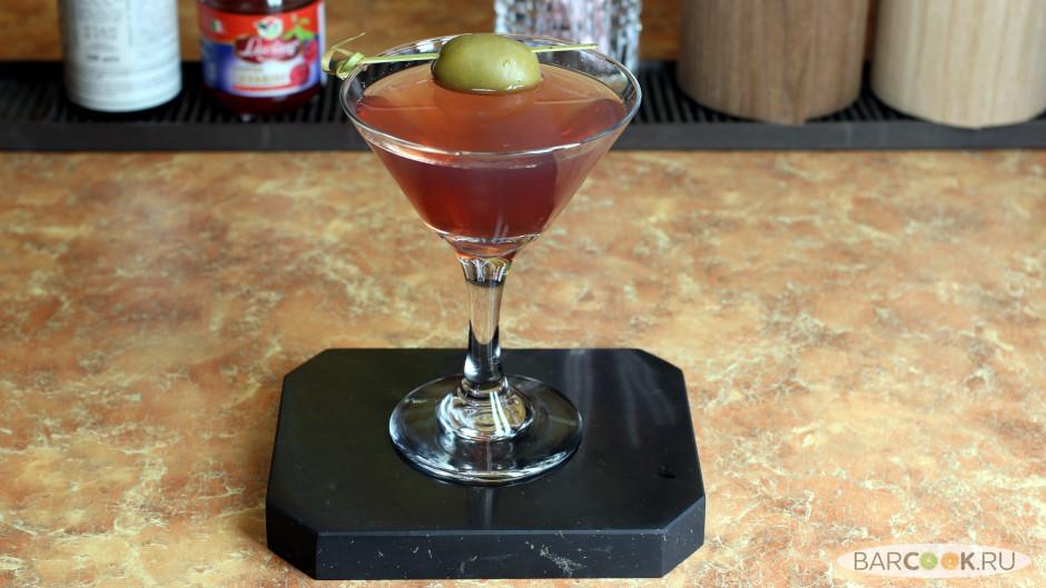 Коктейль Сладкий Мартини (Sweet Martini) рецепт