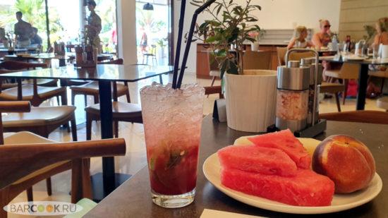 Коктейль Мохито Арбузный (Watermelon Mojito) рецепт