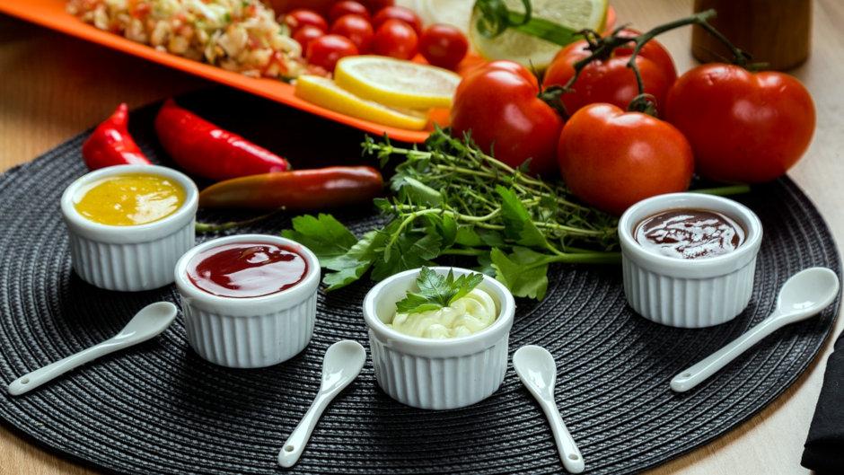 Самые популярные соусы мира