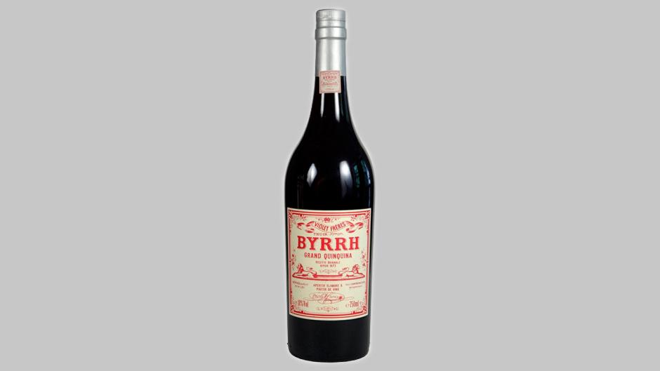 Бирр (Byrrh) французский аперитив