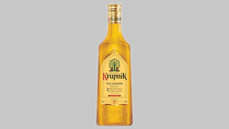 Крупник (Krupnik) медовый ликер