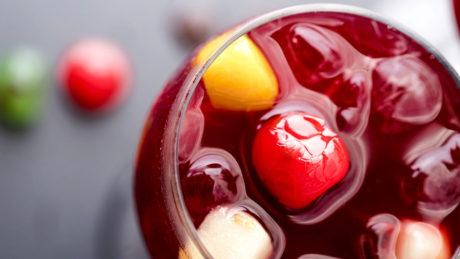 Сангрия (Sangria) напиток на основе вина