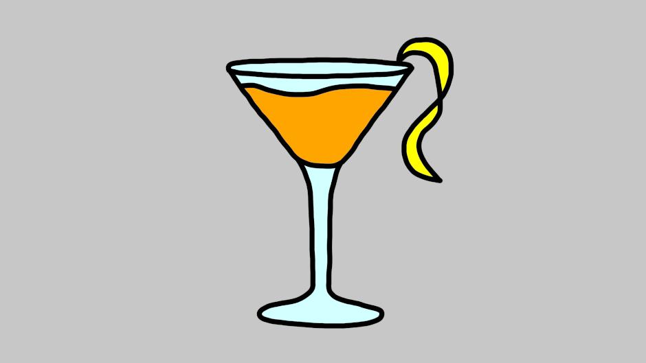 Рецепт коктейля