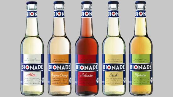 Бионад (Bionade) - лимонад из Германии