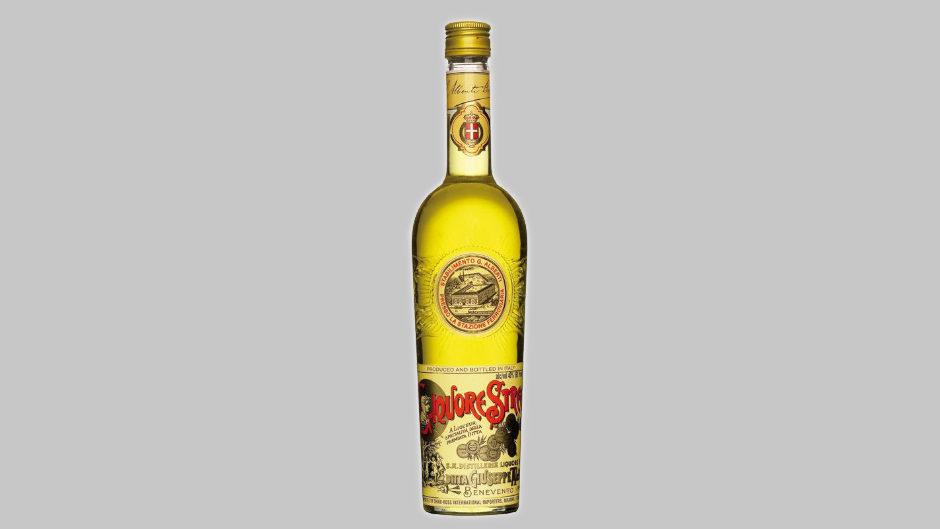 Стрега (Strega) итальянский ликер на травах