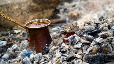 Турка (джезва) для кофе