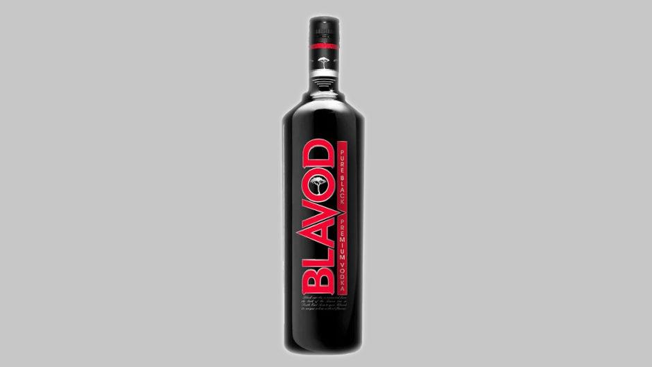Blavod черная водка