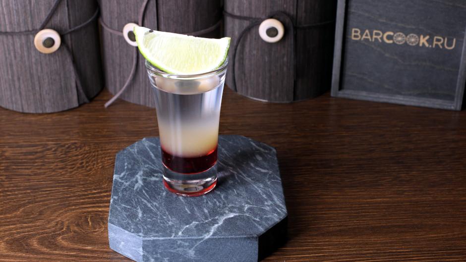 Как приготовить коктейль Бакарди Шот (Bacardi Shot) рецепт