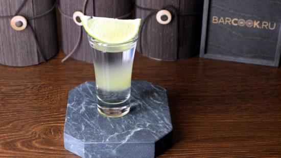 Как приготовить коктейль Дайкири Шот (Daiquiri Shot) рецепт