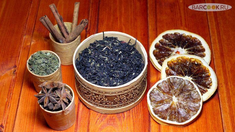 Масала индийский чай со специями