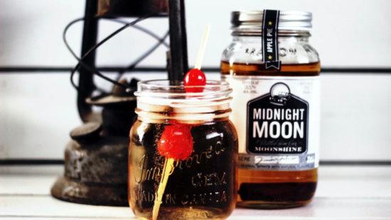Муншайн (Moonshine) название американского самогона