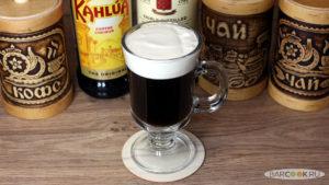 Как приготовить коктейль Ирландский Кофе (Irish Coffee)