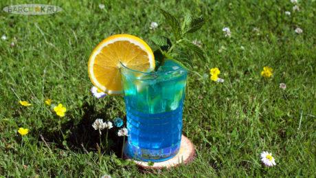 Как приготовить коктейль Апельсиновый Лимонад (Orange Lemonade)