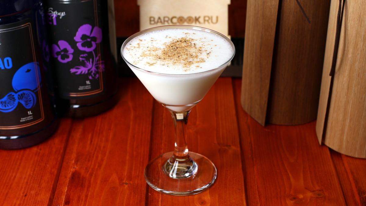 Как приготовить коктейль Барбара (Barbara)